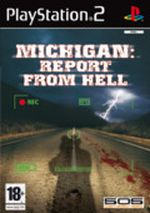 Jaquette Michigan : Report From Hell