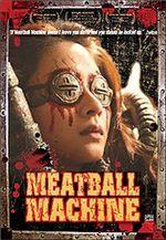 Affiche Meatball Machine