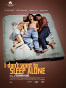 Affiche I Don't Want to Sleep Alone