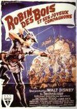 Affiche Robin des Bois et ses joyeux compagnons
