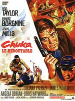 Affiche Chuka le redoutable