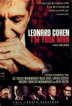 Affiche Leonard Cohen : I'm Your Man