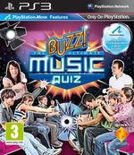 Jaquette Buzz ! The Ultimate Music Quiz