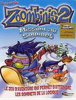 Jaquette Zoombinis 2 : Mission au sommet