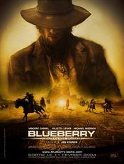 Affiche Blueberry : L'Expérience secrète