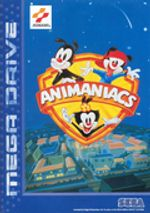 Jaquette Animaniacs
