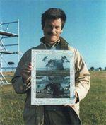 Affiche Mise en scène : Andrei Tarkovski