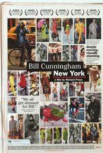 Affiche Bill Cunningham New York