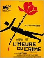 Affiche L'Heure du crime