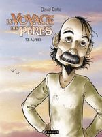 Couverture Alphée - Le Voyage des pères, tome 2