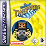 Jaquette Wario Ware Twisted !