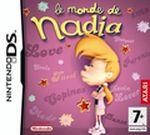 Jaquette Le monde de Nadia