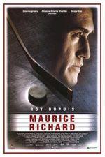 Affiche Maurice Richard