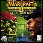 Jaquette Warcraft II : Beyond the Dark Portal