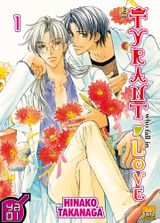 Couverture The Tyrant Who Fall In Love