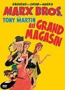 Affiche Les Marx au grand magasin