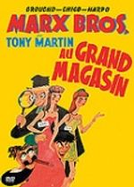 Affiche Les marx au grand magasin