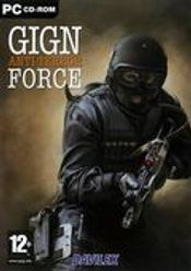 Jaquette GIGN Anti-Terror Force