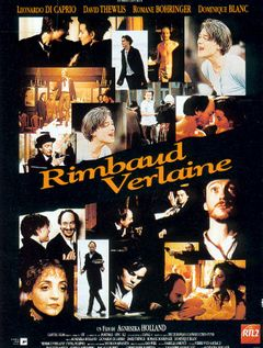 Affiche Rimbaud Verlaine