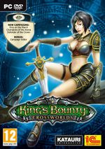Jaquette King's Bounty : Crossworlds