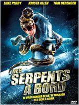 Affiche Des serpents à bord