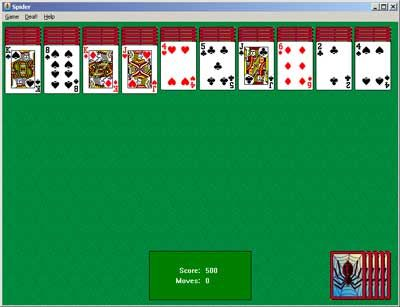 Free <b>Spider</b> <b>Solitaire</b> - Télécharger