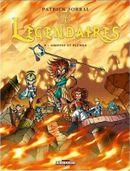 Couverture Griffes et Plumes - Les Légendaires, tome 8