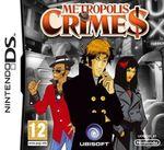 Jaquette Metropolis Crimes