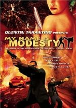 Affiche My Name Is Modesty : A Modesty Blaise Adventure