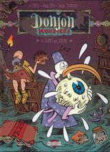 Couverture Le Géant qui pleure - Donjon Monsters, tome 2