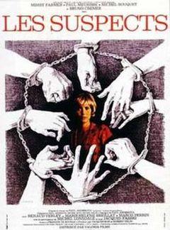 Affiche Les Suspects