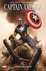 Couverture Théâtre de guerre - Captain America (100 % Marvel), tome 4