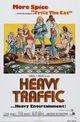 Affiche Heavy Traffic