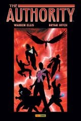 Couverture The Authority (Wildstorm Deluxe), tome 1