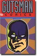 Couverture Gutsman comics