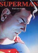 Couverture Paix sur Terre - Superman