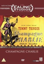 Affiche Champagne Charlie