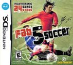 Jaquette Fab 5 Soccer