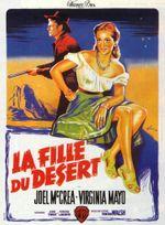 Affiche La Fille du désert