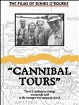Affiche Cannibal Tours