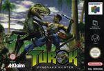 Jaquette Turok : Dinosaur Hunter