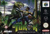 Jaquette Turok: Dinosaur Hunter