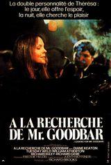 Affiche À la recherche de Mister Goodbar