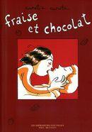 Couverture Fraise et chocolat