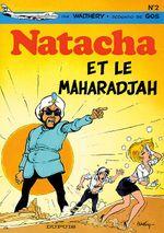 Couverture Natacha et le Maharadjah - Natacha, tome 2