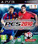 Jaquette Pro Evolution Soccer 2010