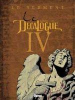 Couverture Le Serment - Le Décalogue, tome 4
