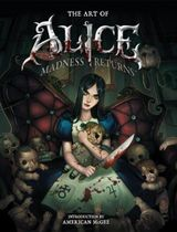 Couverture The Art of Alice: Madness Returns