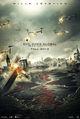 Affiche Resident Evil : Retribution