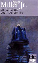 Couverture Un cantique pour Leibowitz